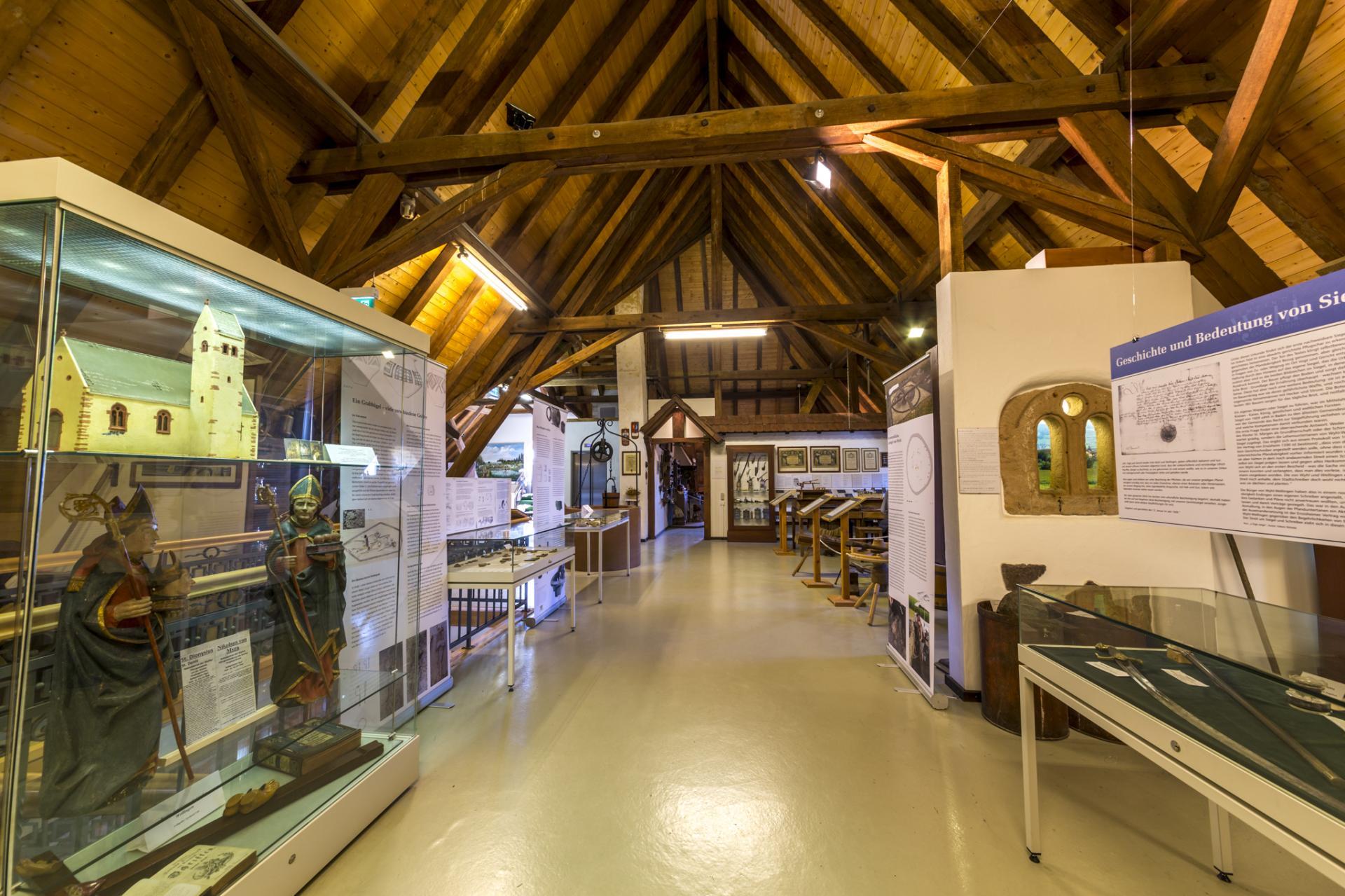 Heimatmuseum - Ausstellung