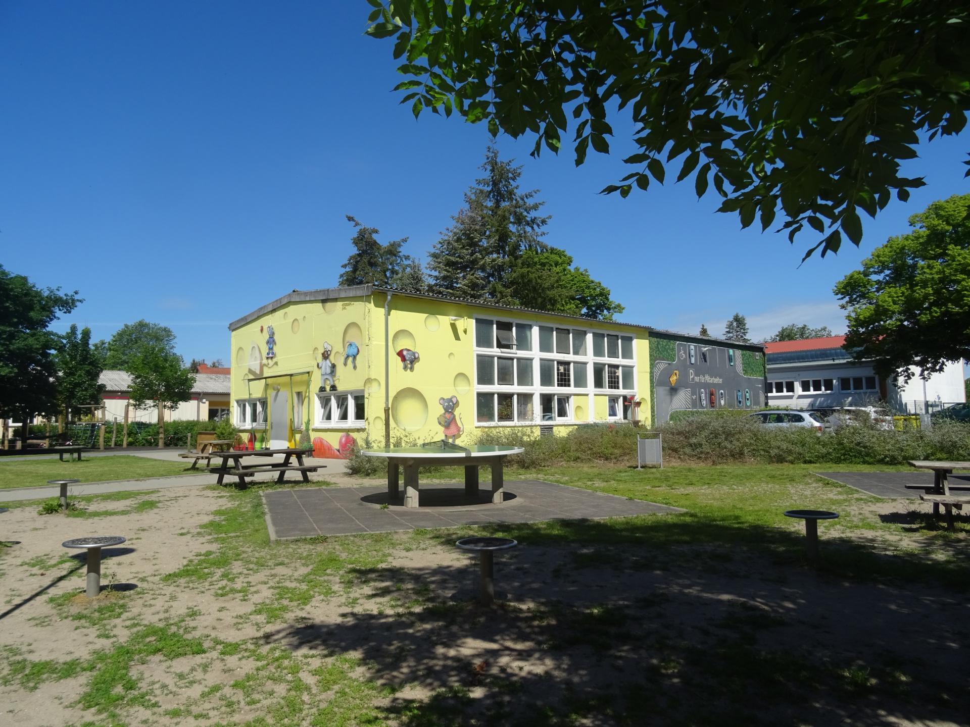 Spielplatz Foto: Info Punkt Lebus