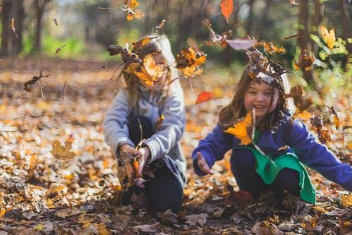 Herbst Kinder