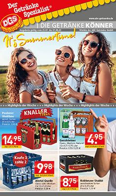 2020 - Werbung KW 31 - 32 Seite 1