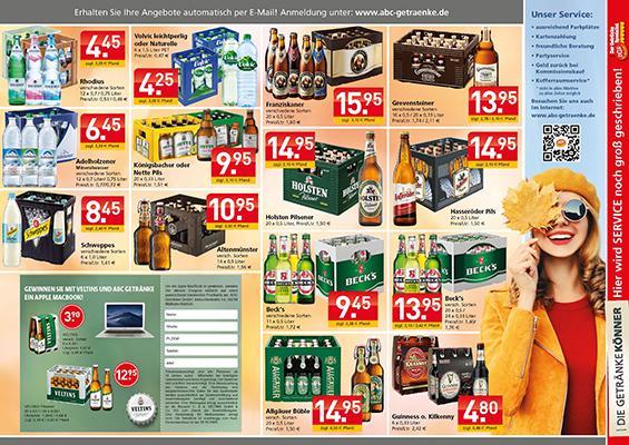 2020 - Werbung KW 43 - 44 Seite 2 u. 3