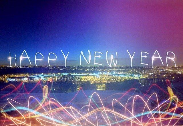 Neues Jahr