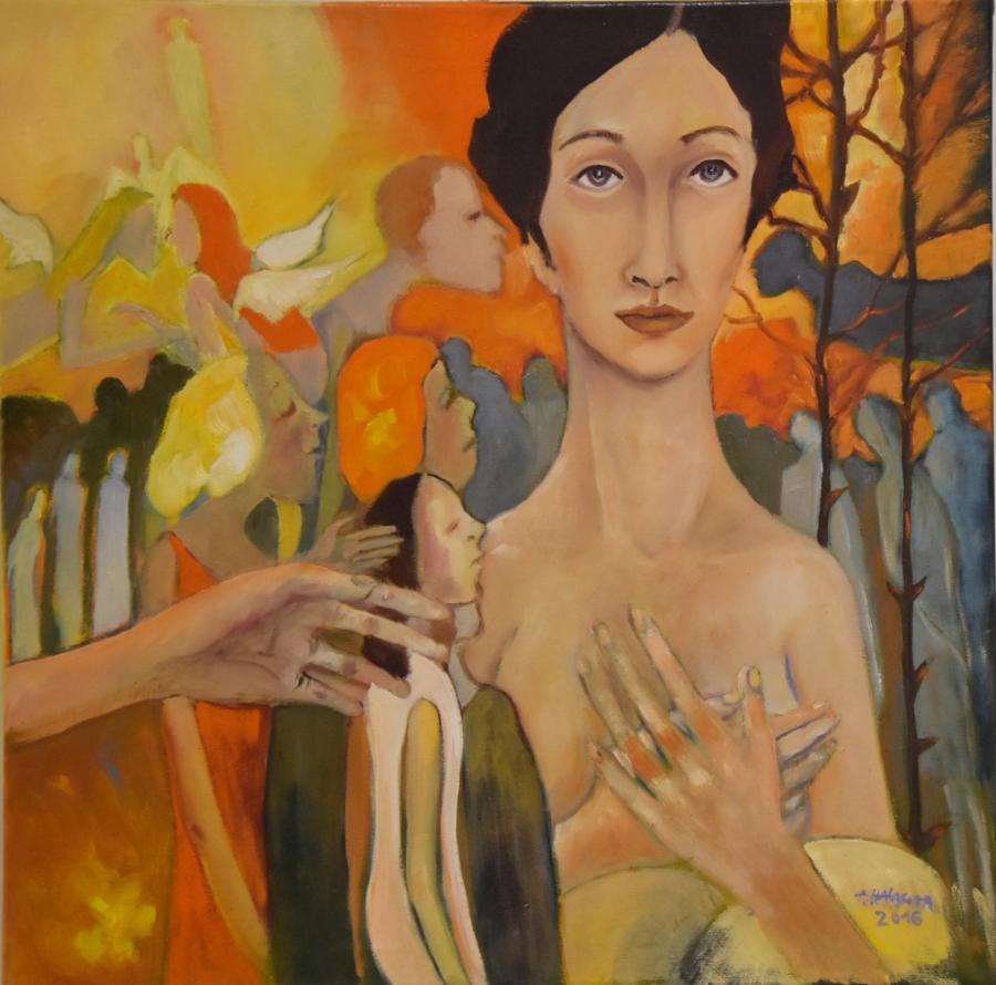 Vision- Anna Halasova