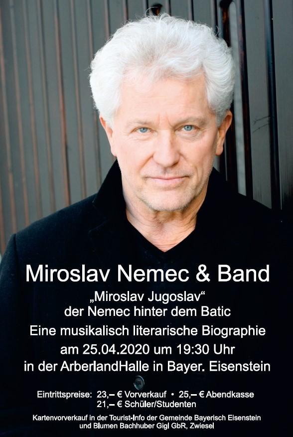 Miroslav Nemec & Band