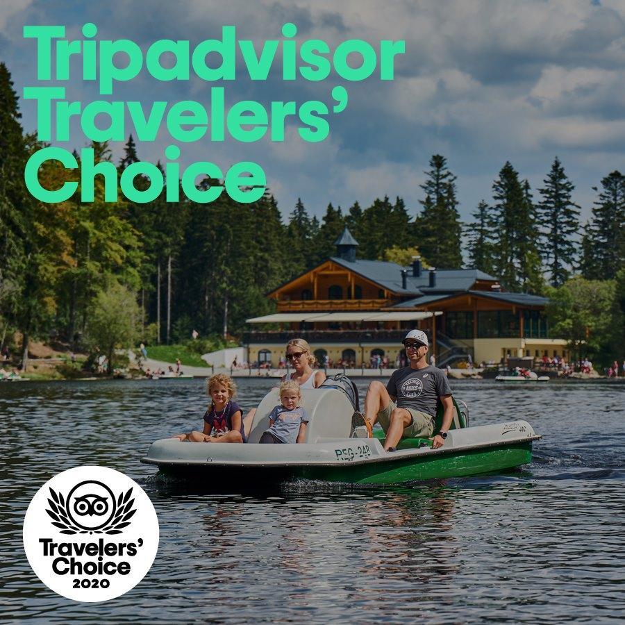 Großer Arbersee Travelers ´Choice Award 2020