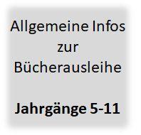 allgemeine Infos Bücher 5-11