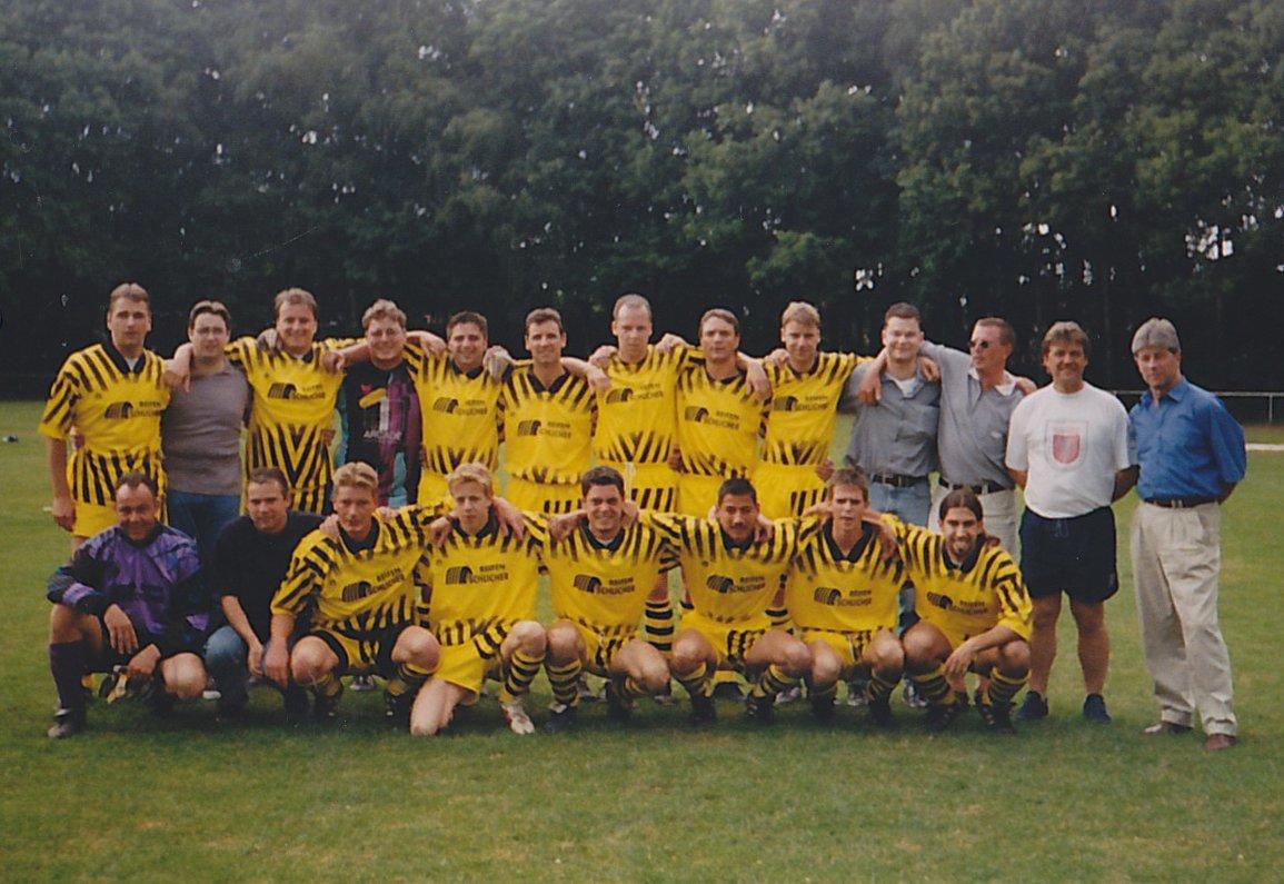 Aufstiegsmannschaft 1999