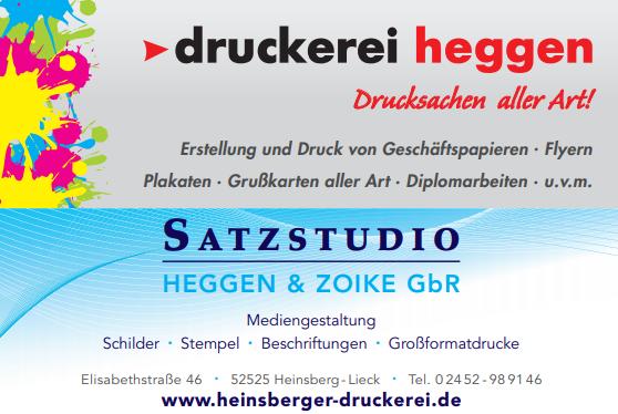 Druckerei Heggen