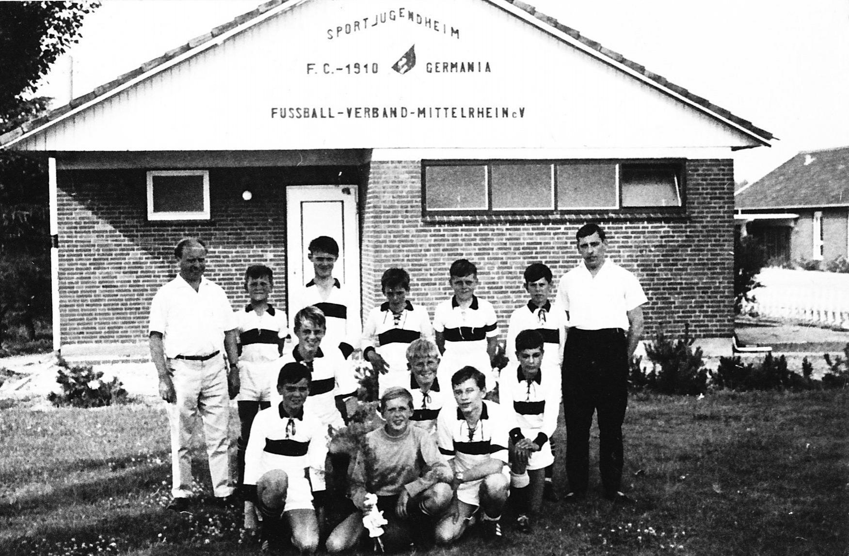 Jugendheim an der Liecker Volksschule