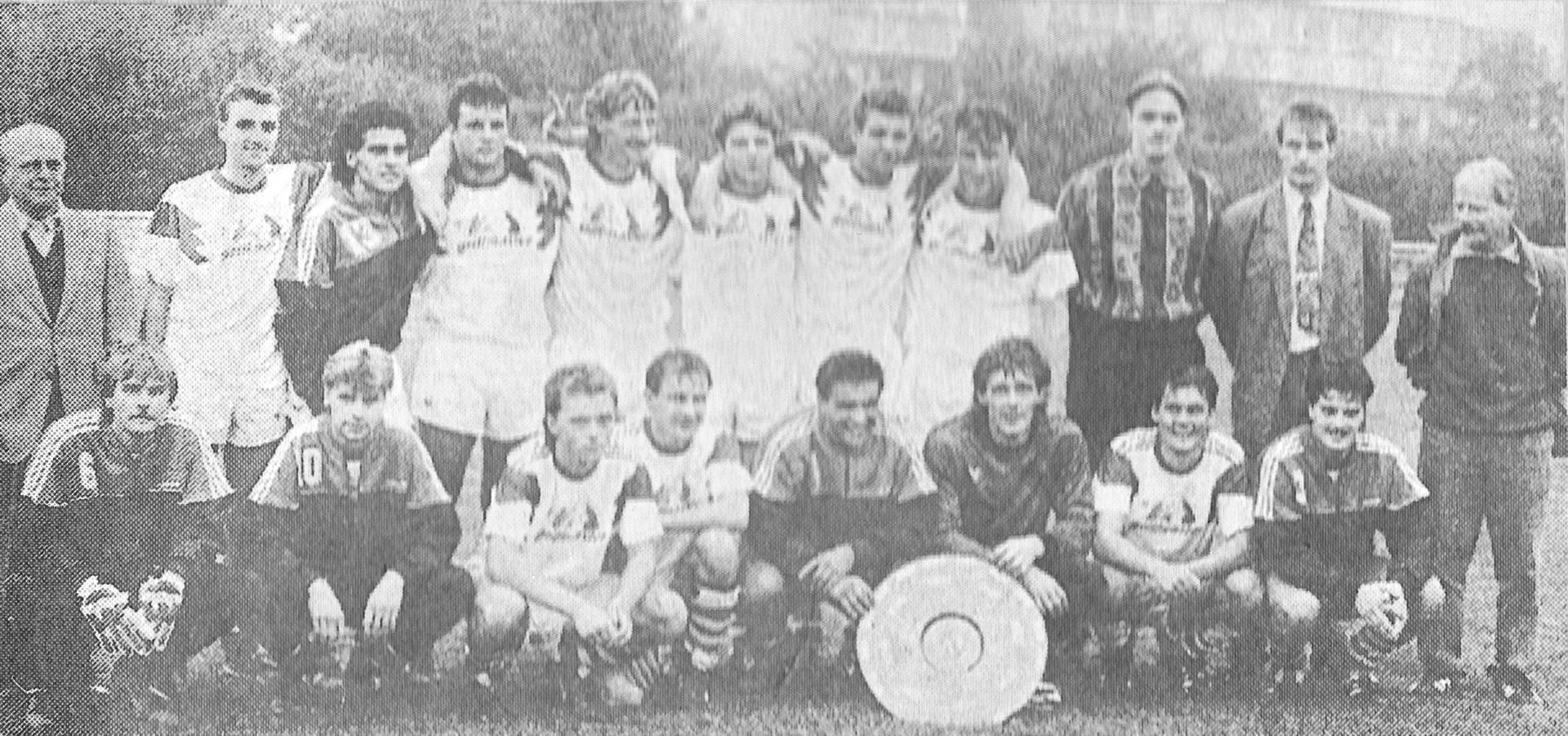Kreispokalsieger 1990