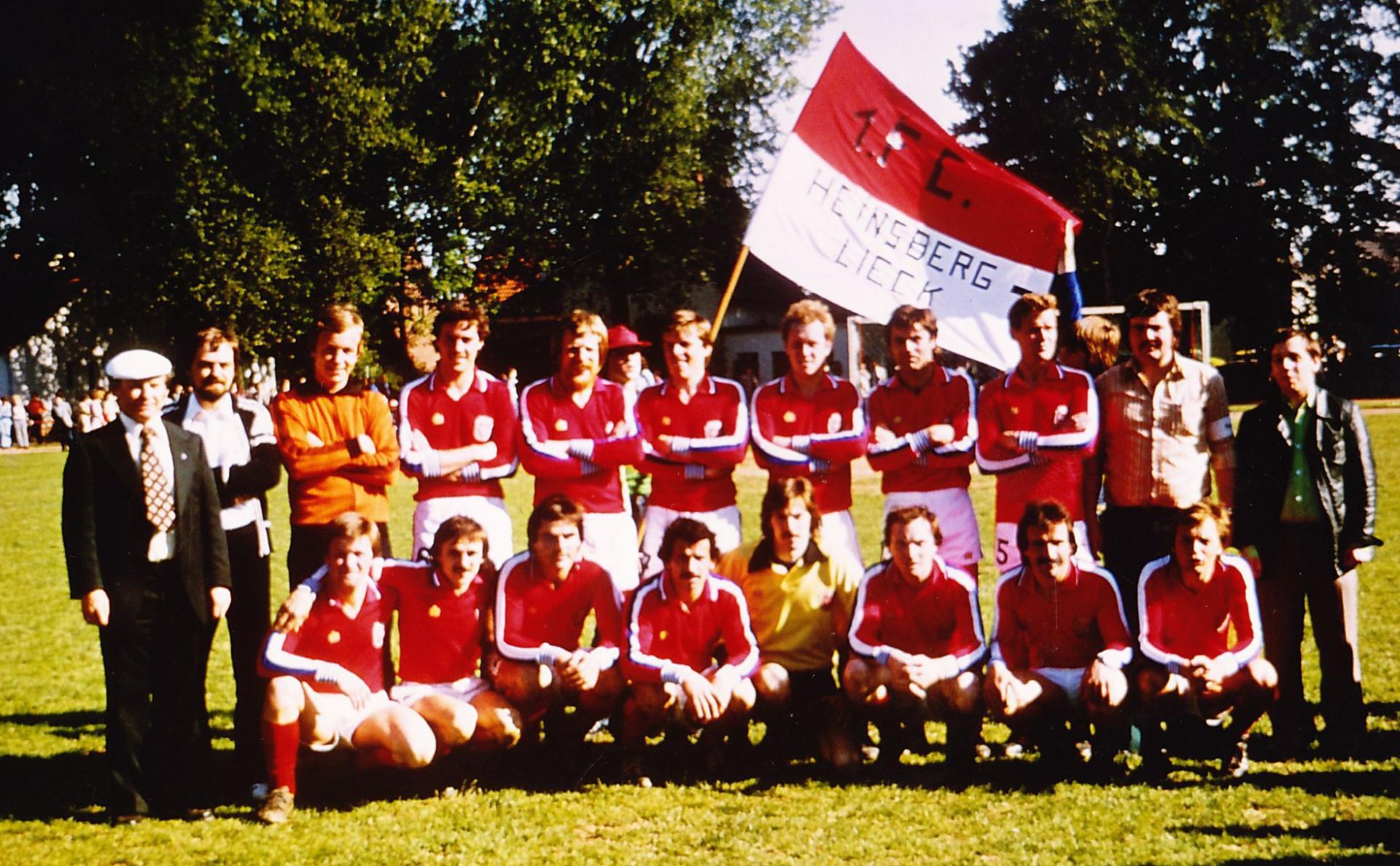 letztes Spiel der Saison 1975-76
