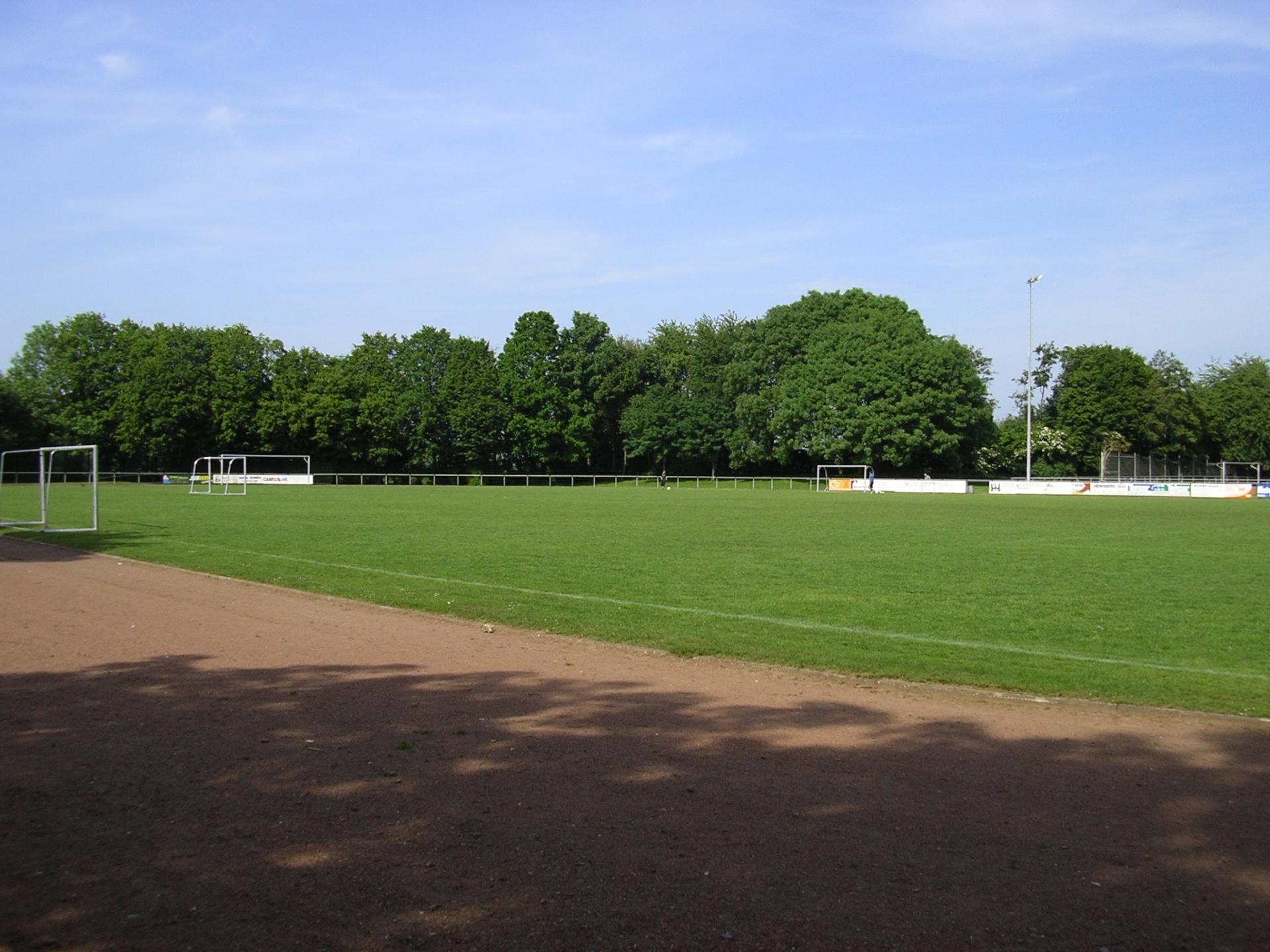 Stadion im Jahre 2010