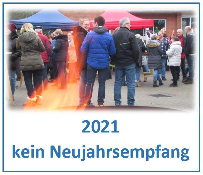 2021-01-01 kein Neujahrsempfang