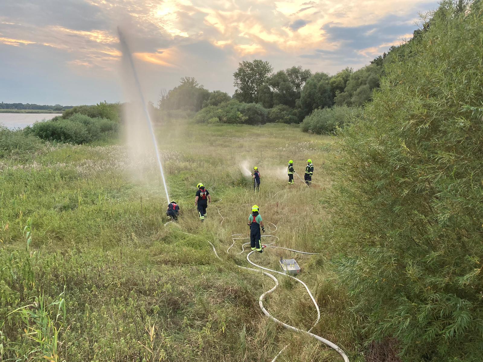 2020-08-18 Übung Wegetationsbrand/Wasserförderung 3
