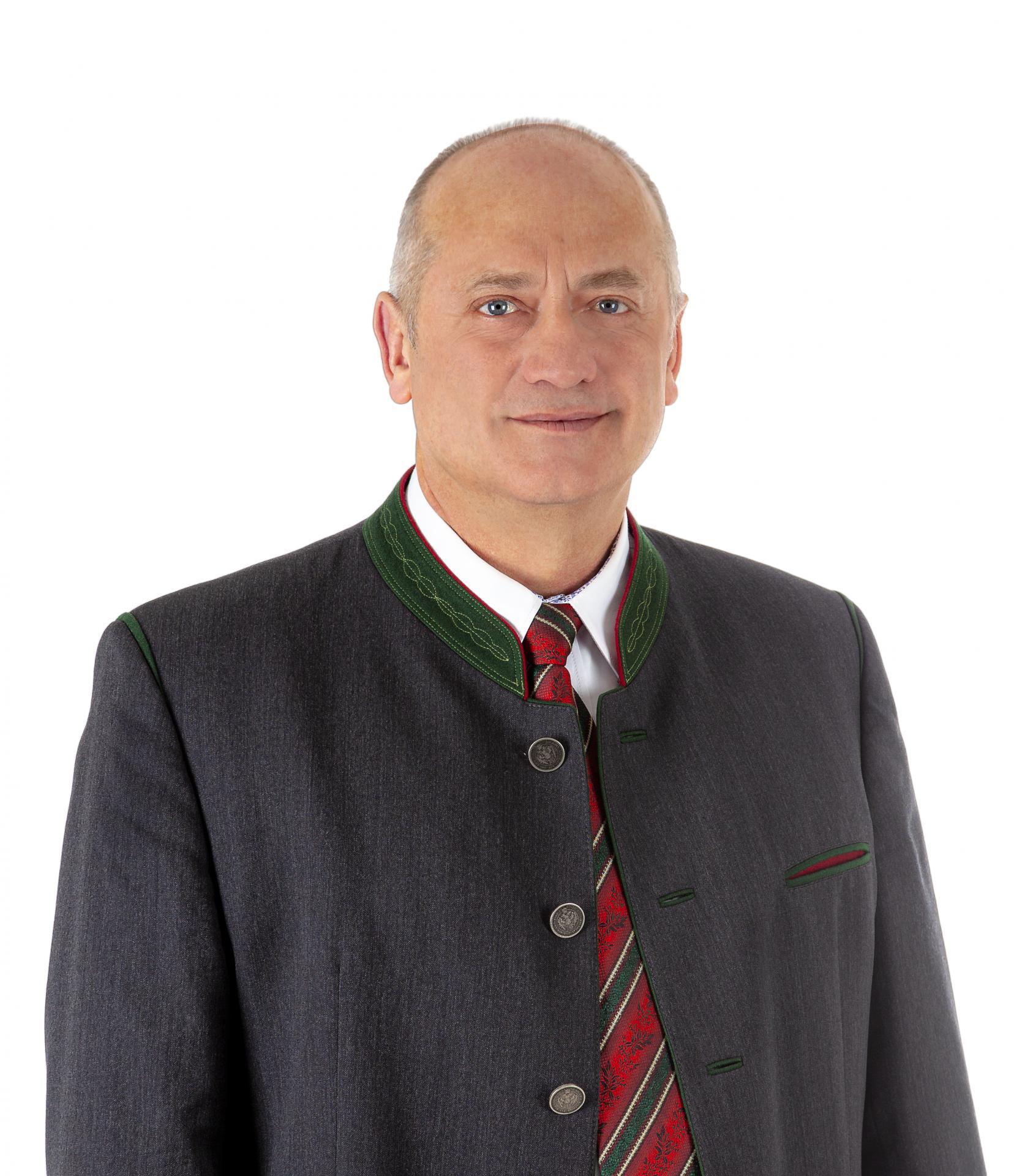 Erster Bürgermeister Walter Schauer