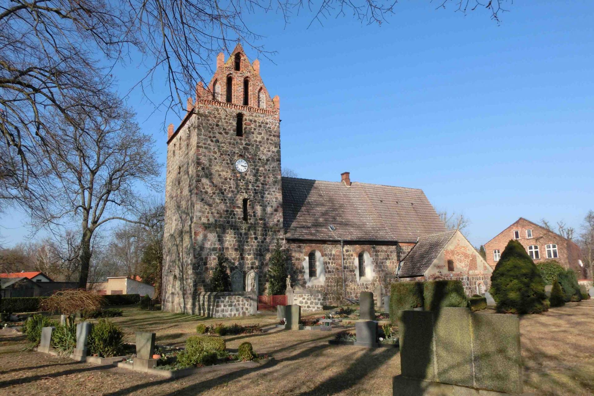 Börnicke Kirche