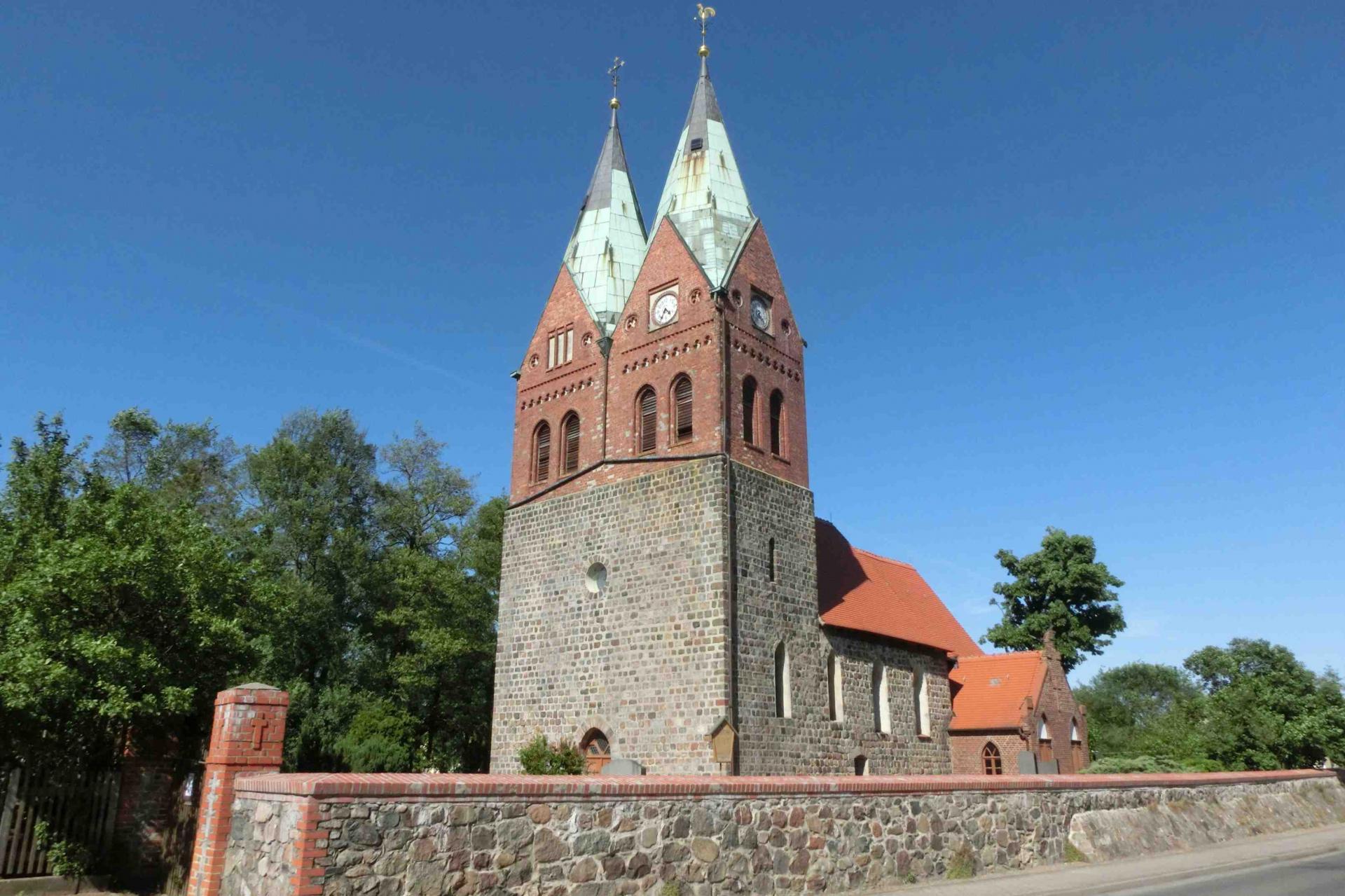 Willmersdorf Kirche