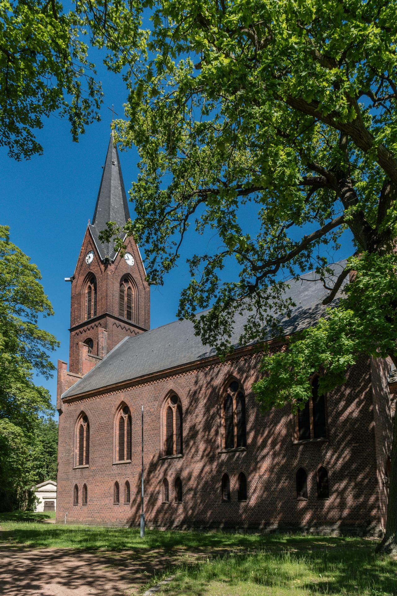 Werneuchen St.Michael-Kirche