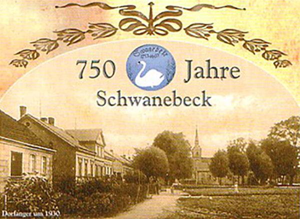 Schwanebeck um 1930