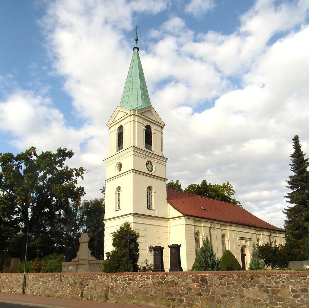 Ahrensfelde Dorfkirche