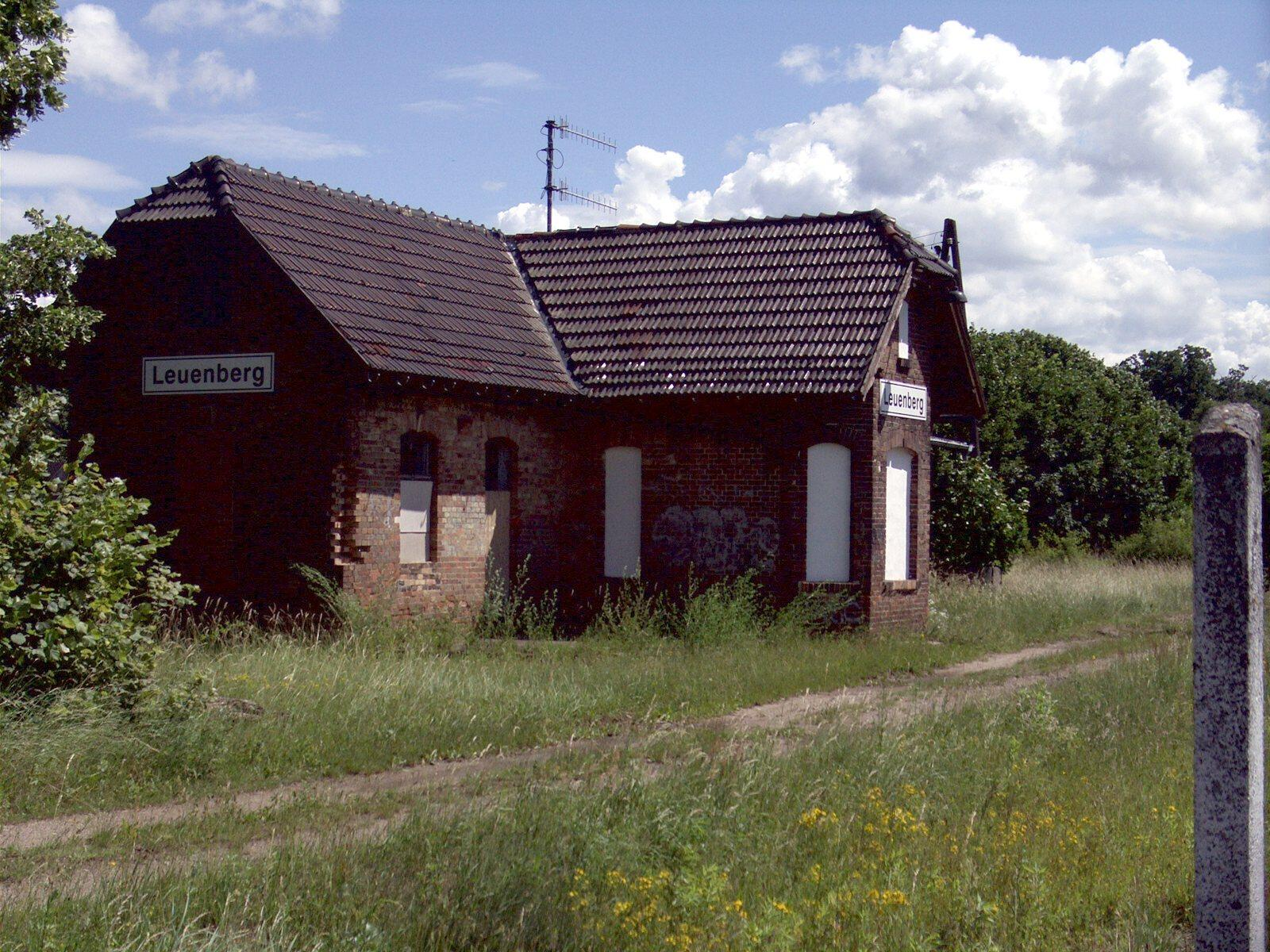 Leuenberg Bahnhof