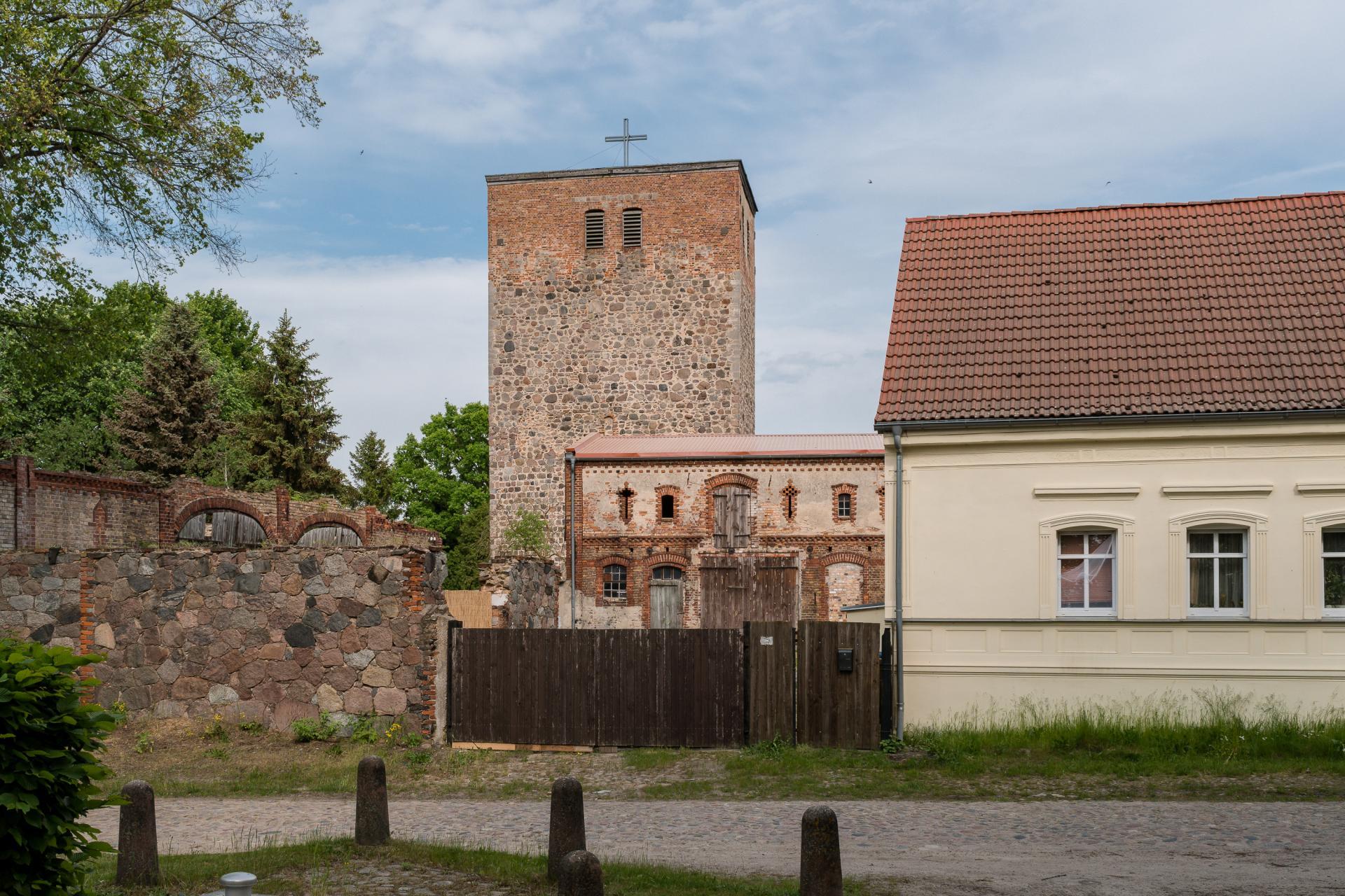 Beiersdorf Kirche