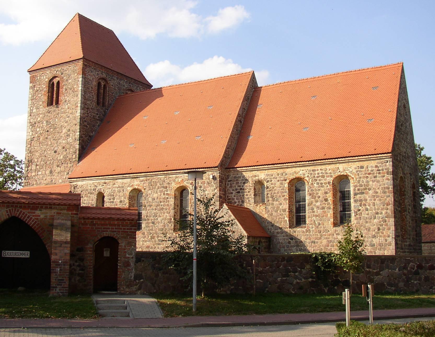 Heckelberg Kirche