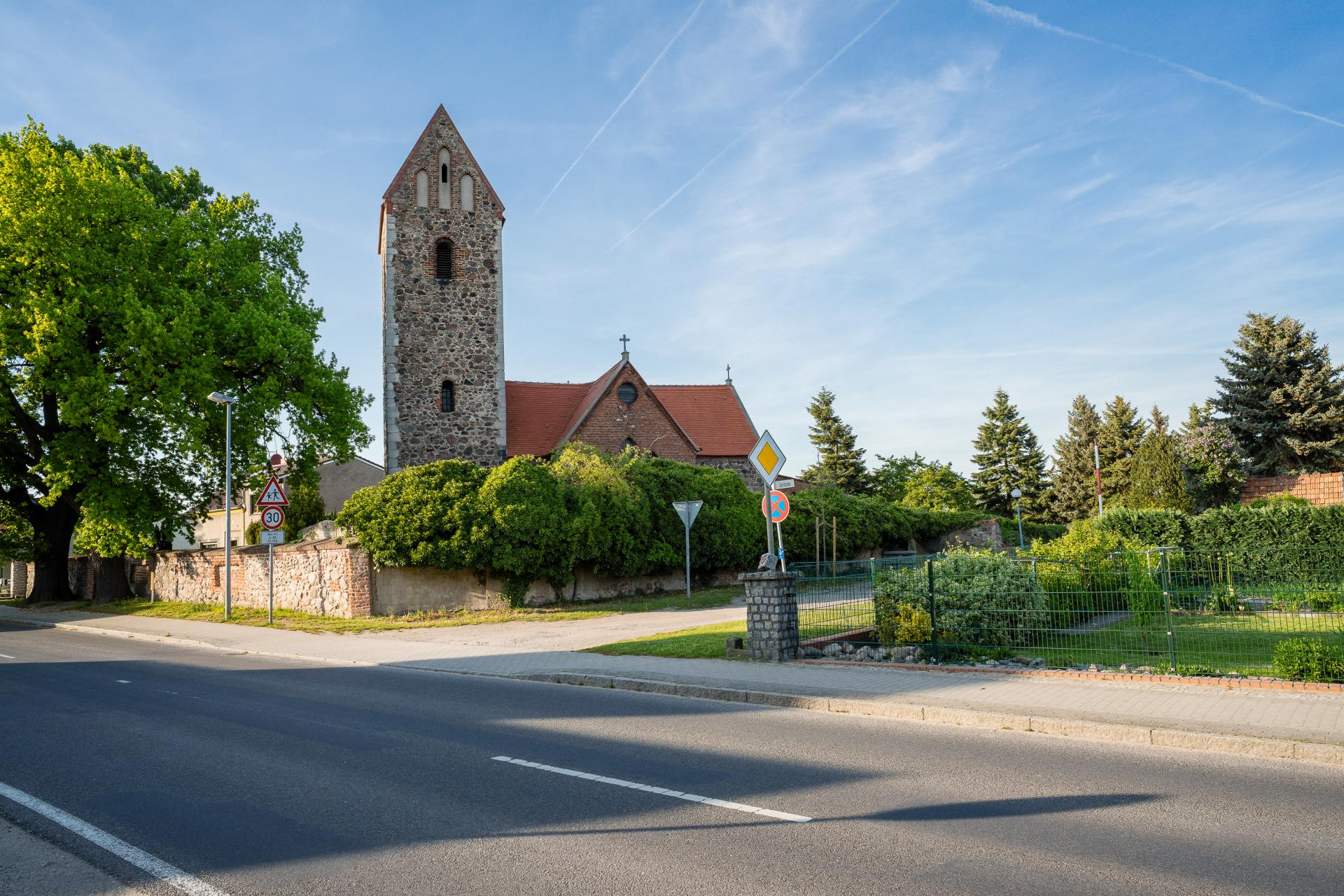 Krummensee Kirche