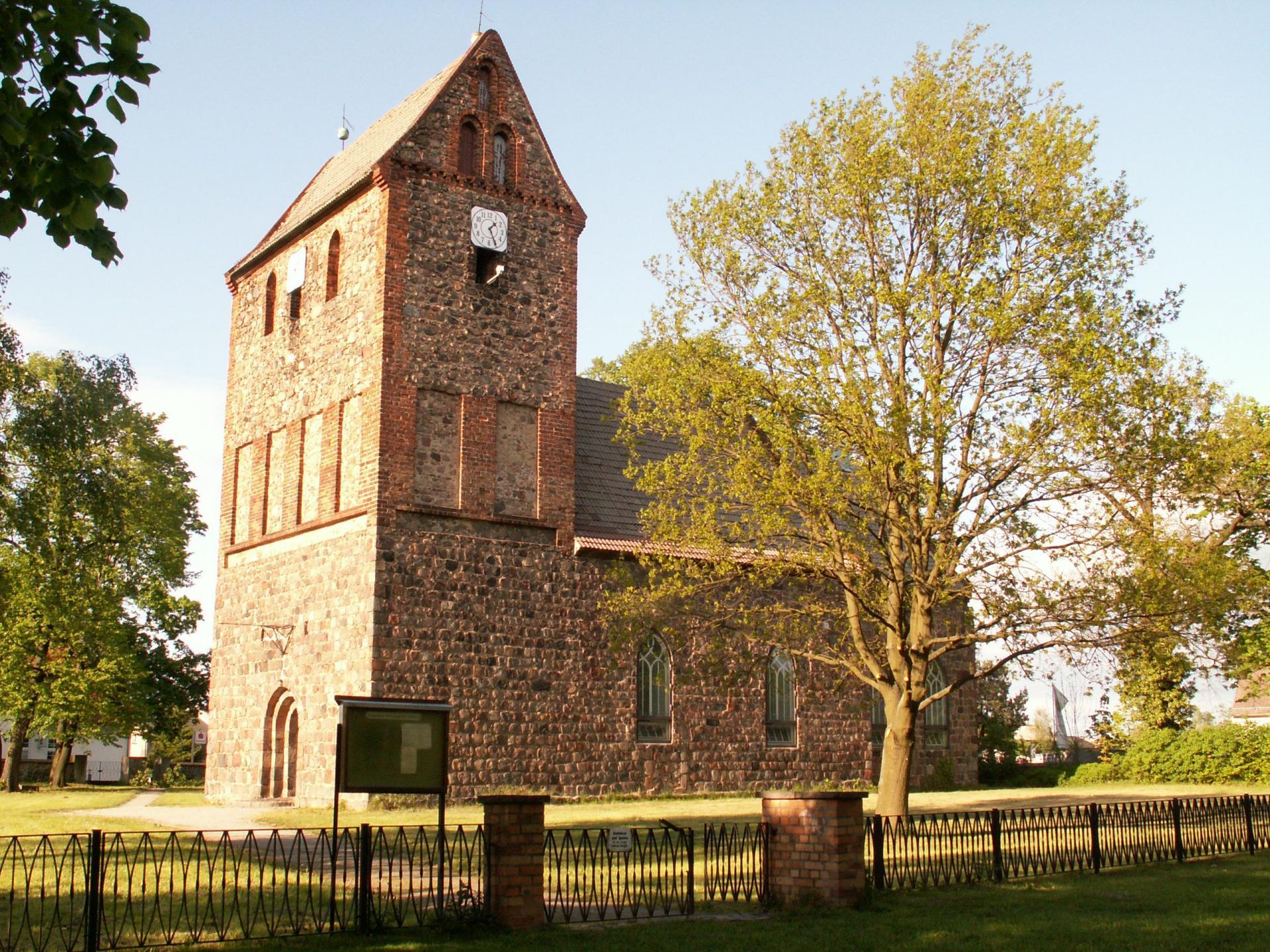 Lindenberg Kirche