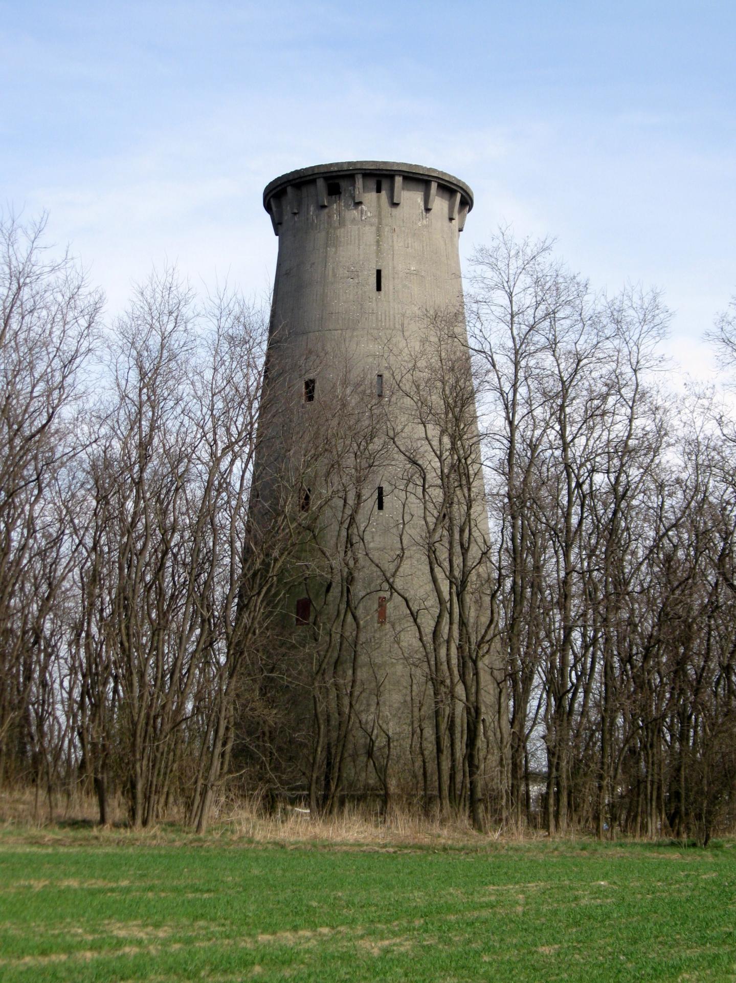 Weesow Radarturm
