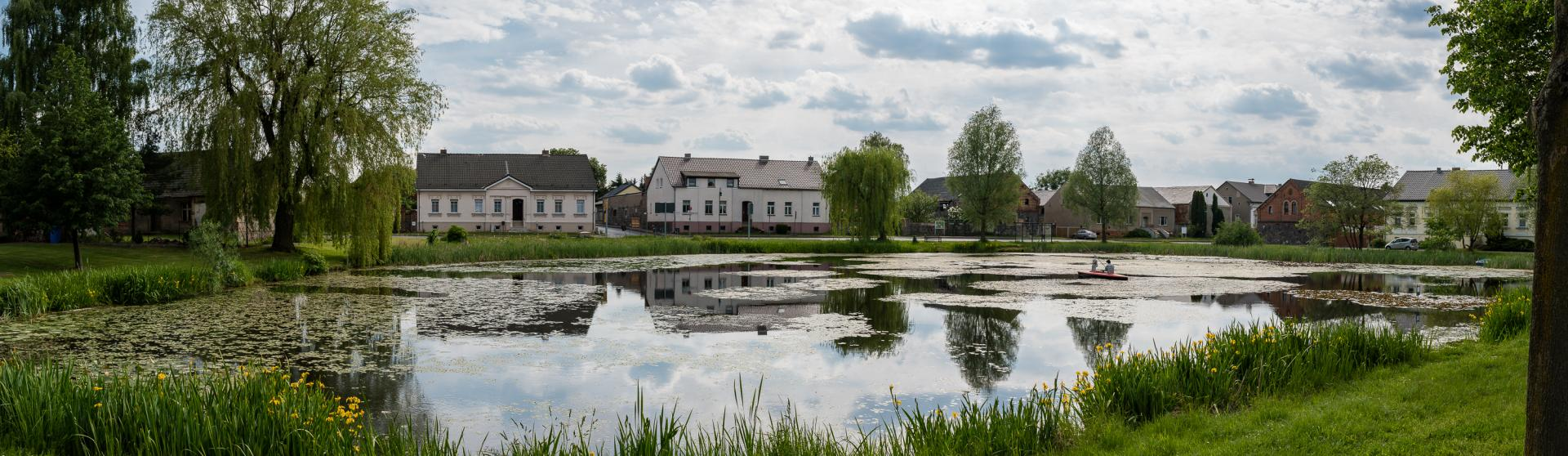 Schönfeld Dorfteich