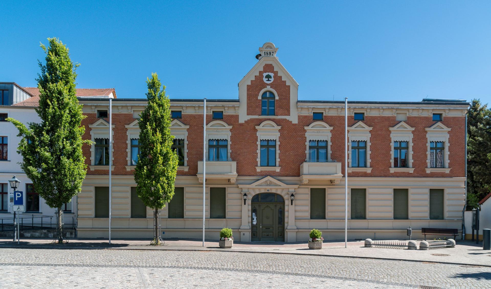 Werneuchen Rathaus