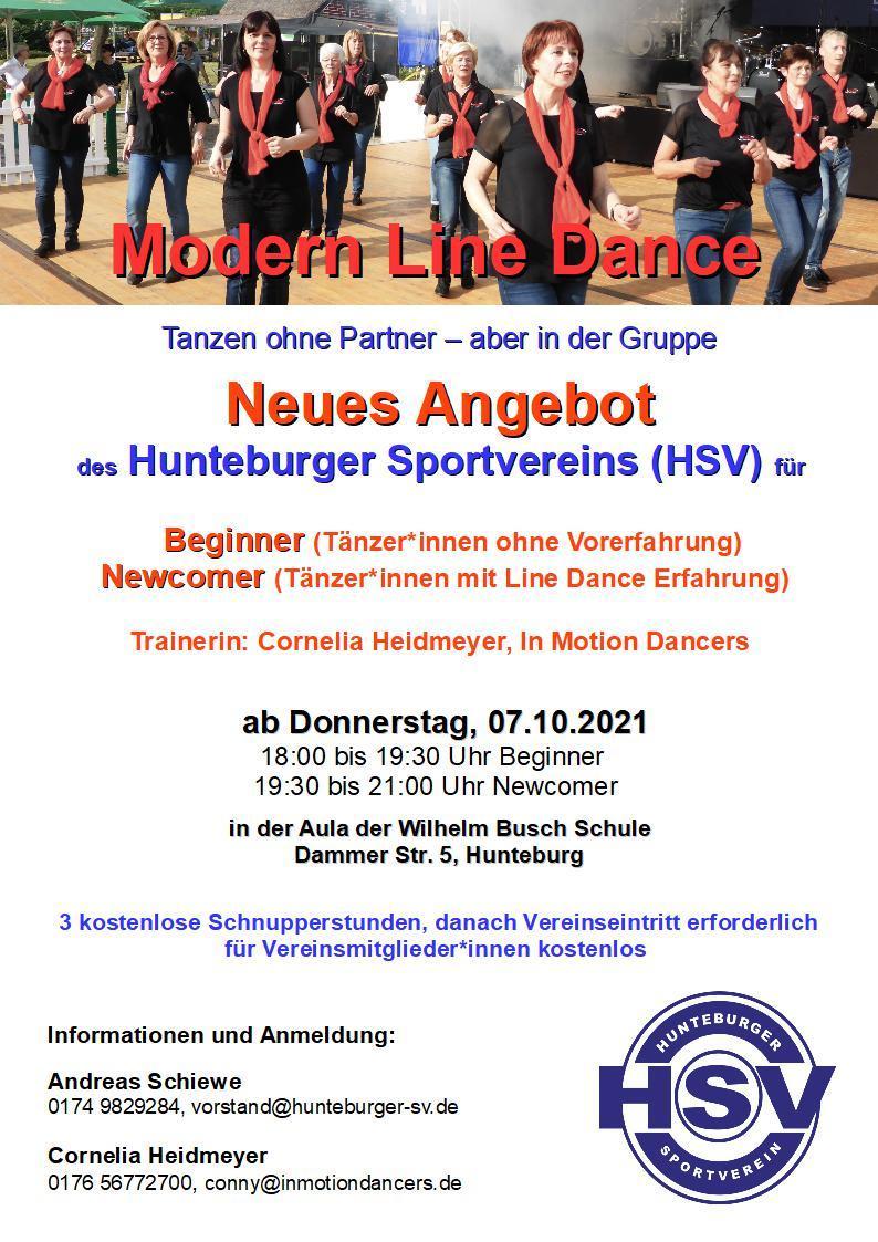 Flyer Hunteburg