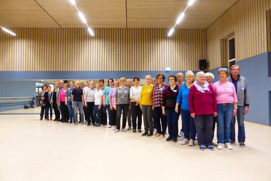 Neue Kurse in Wagenfeld