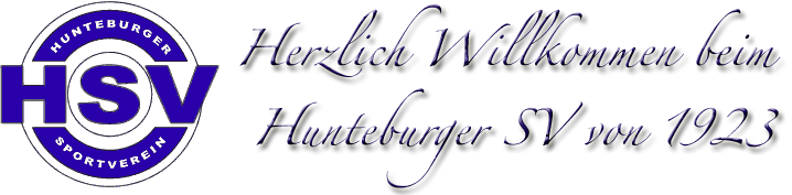Logo Hunteburger SV