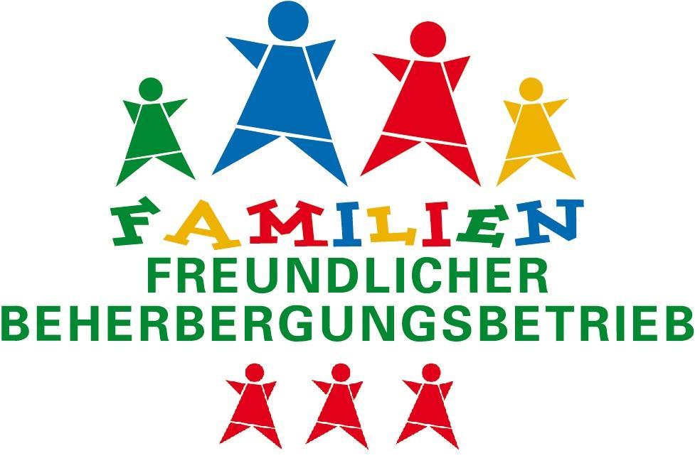 Logo mit Familiensternen