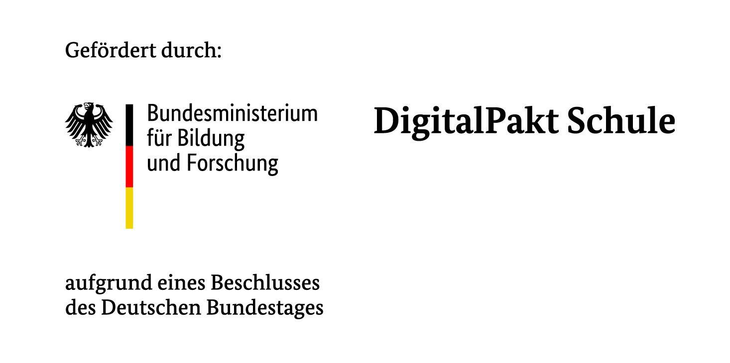 Logo Digitalpakt
