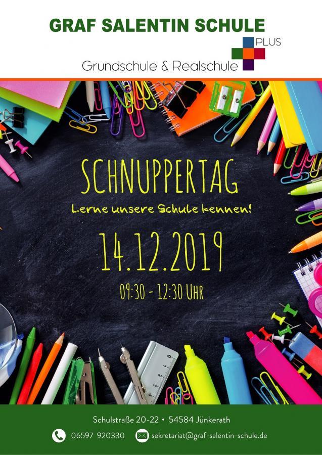 Schnuppertag 2019