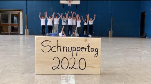 Schnuppertag 2020