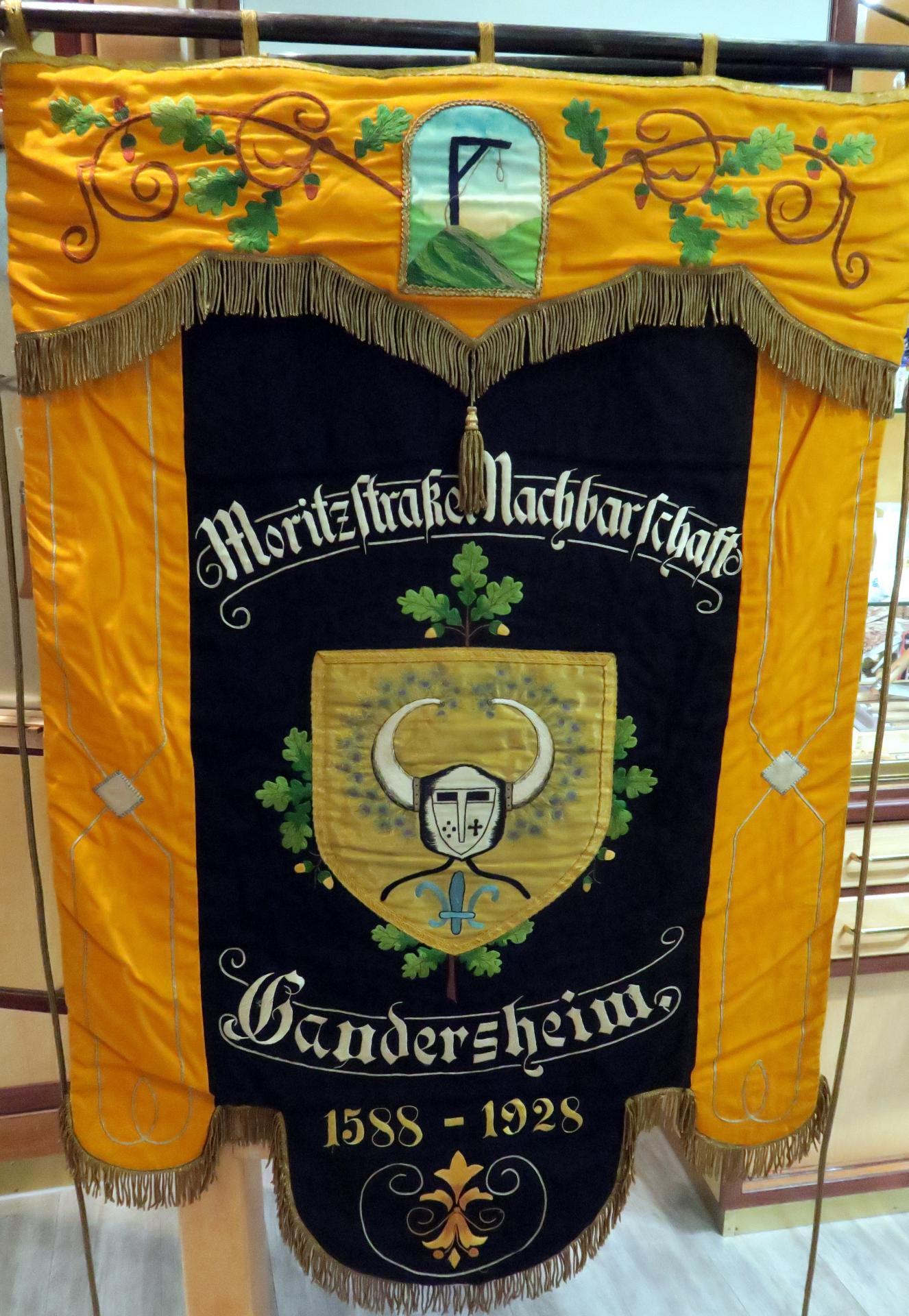 Fahne Moritzstrasse a