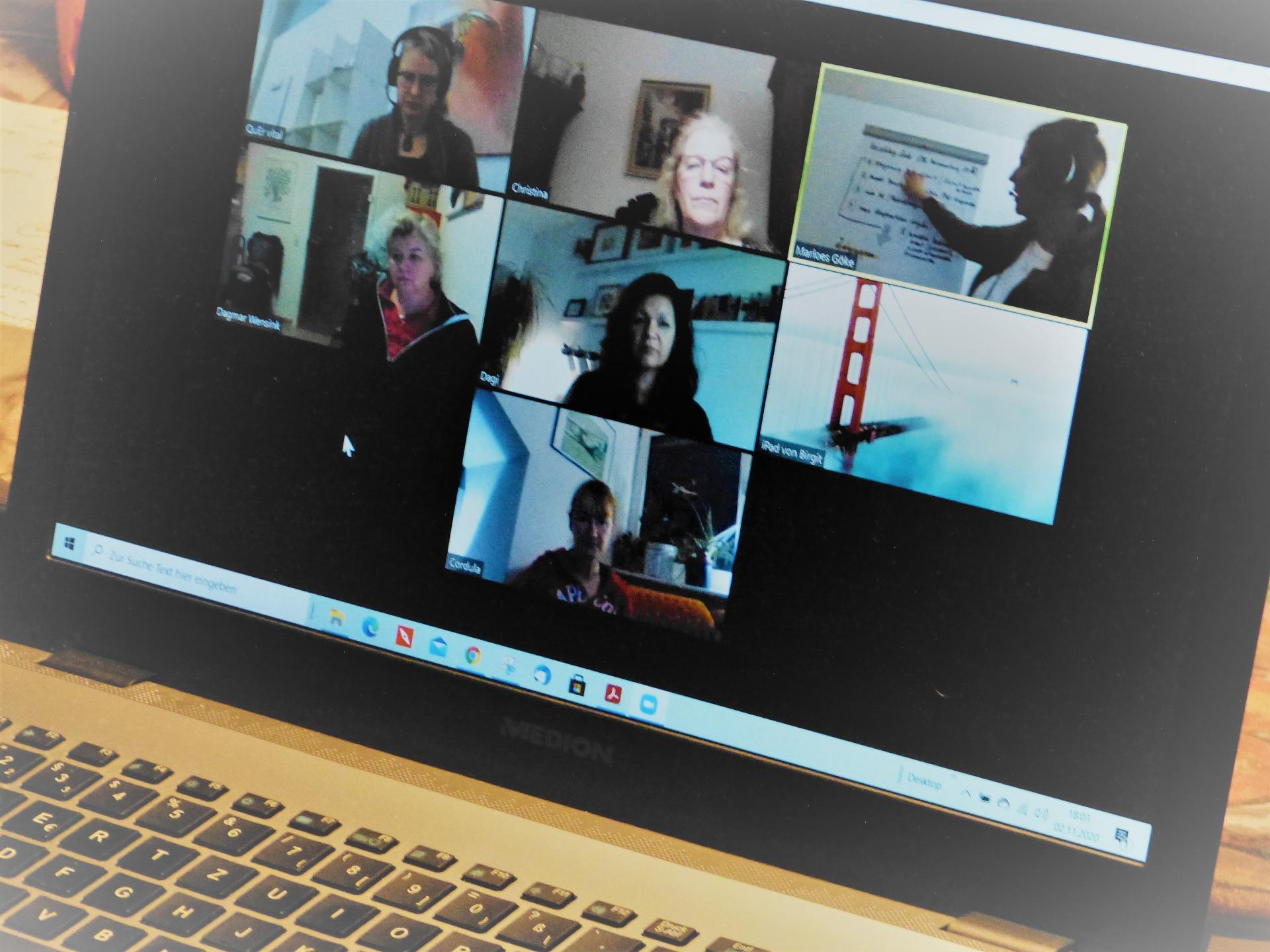 Teilnehmer Videokonferenz I