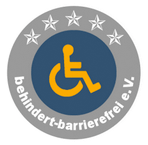 Behindert barrierefrei