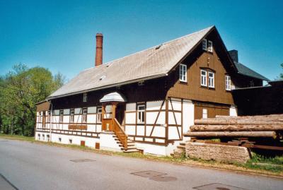 Brettmühle Mulda