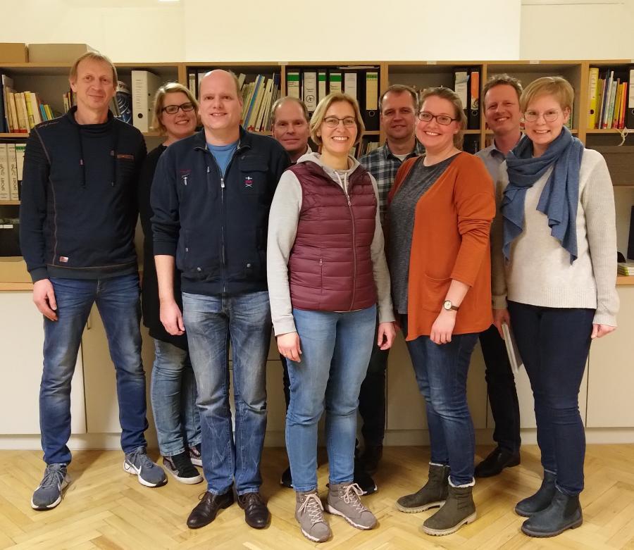 Förderkreis-Vorstand