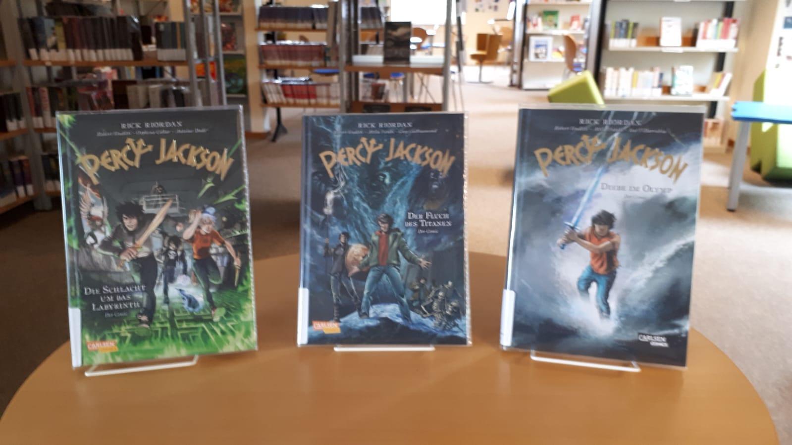 Neue Bücher zum Ausleihen im Selbstlernzentrum