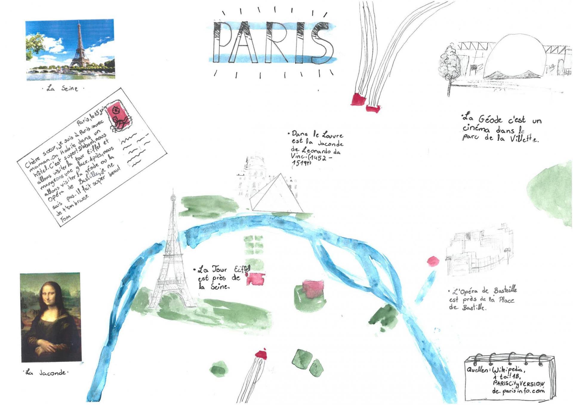 Paris - von Sofia Bents