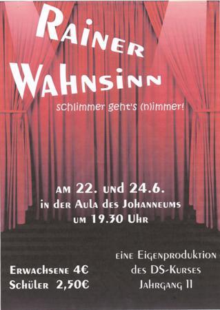 Rainer Wahnsinn