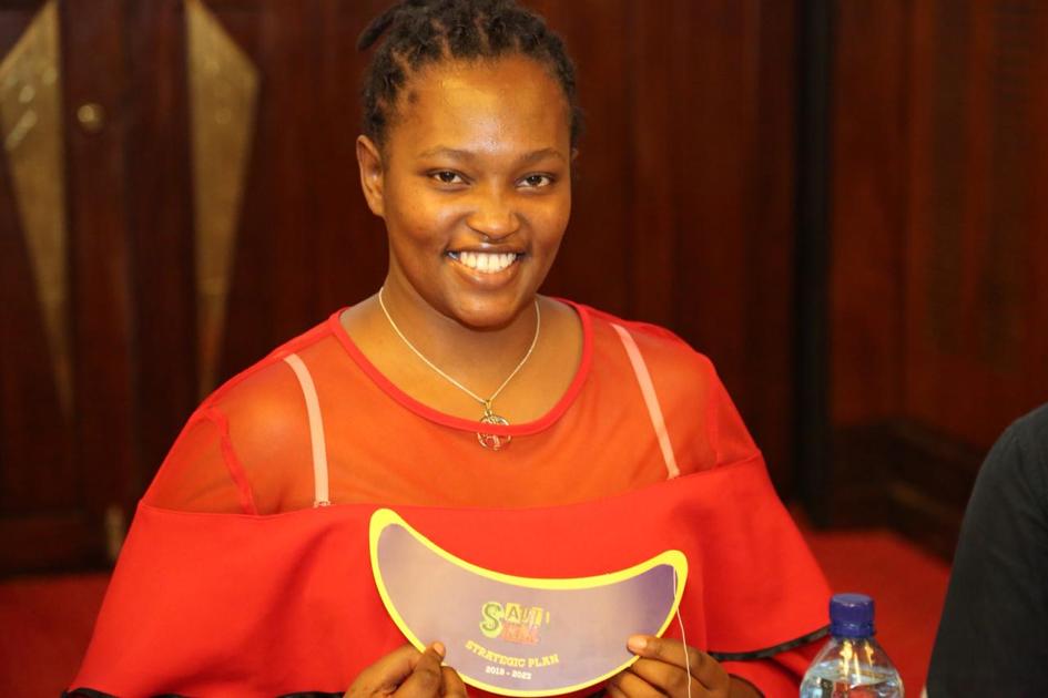 Lucy Wanjiku Njenga