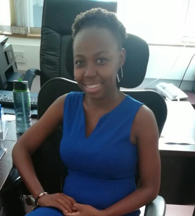 Marion Mukasi Dzombo