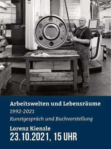 Kunstgespräch, Lorenz Kienzle